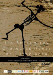 Les Rencontres Chorégraphiques de Casablanca 2021